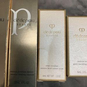 cle de peau Other - Cle de Peau set of travel/sample size beauty